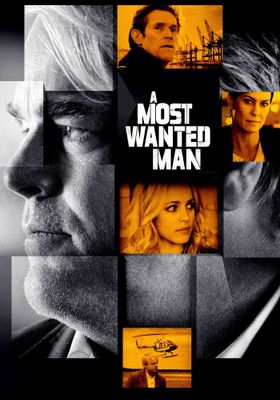 A Most Wanted Man's Poster