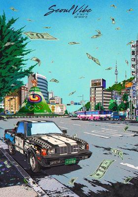 서울대작전의 포스터