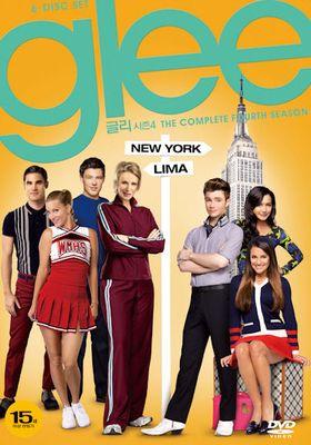 『glee/グリー シーズン4』のポスター