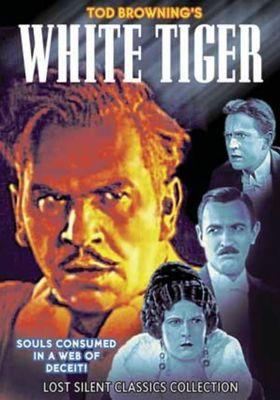 White Tiger's Poster