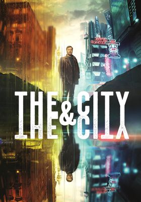 The City and the City 's Poster