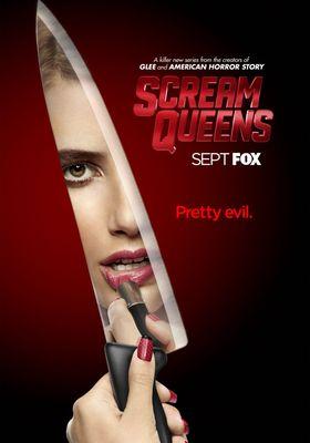 Scream Queens Season 1's Poster