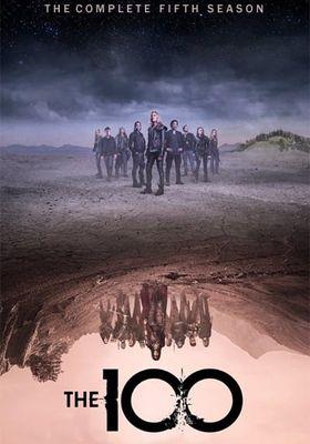 The 100 Season 5's Poster