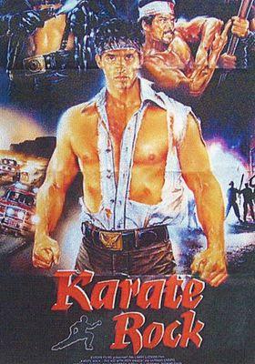Karate Rock's Poster