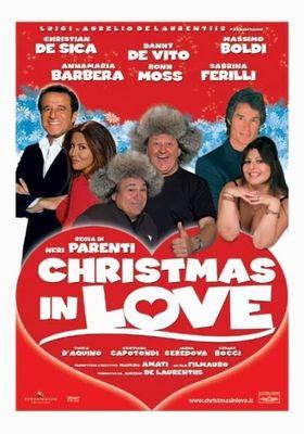 크리스마스 인 러브의 포스터