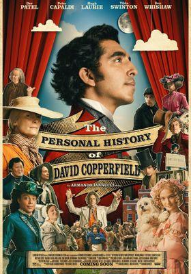 더 퍼스널 히스토리 오브 데이빗 코퍼필드의 포스터