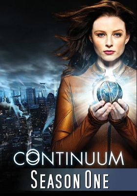 Continuum Season 1's Poster