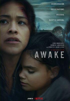 『AWAKE/アウェイク』のポスター