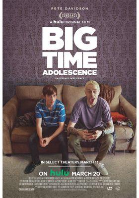 『Big Time Adolescence(原題)』のポスター