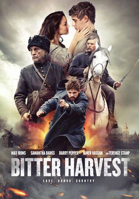 『Bitter Harvest(原題)』のポスター