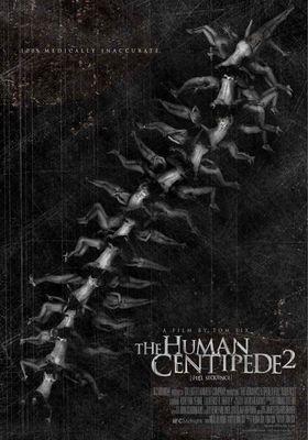휴먼 센티피드 2의 포스터