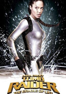 툼 레이더 2 : 판도라의 상자의 포스터