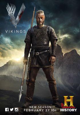 Vikings Season 2's Poster