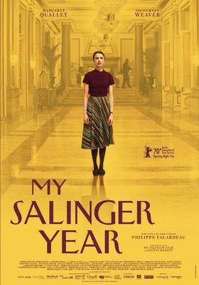 『My Salinger Year(原題)』のポスター