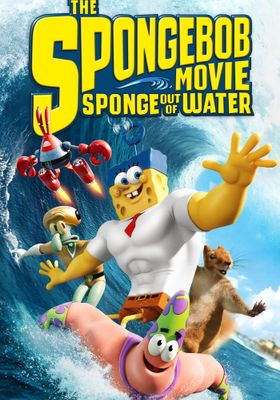 The SpongeBob Movie: Sponge Out of Water's Poster