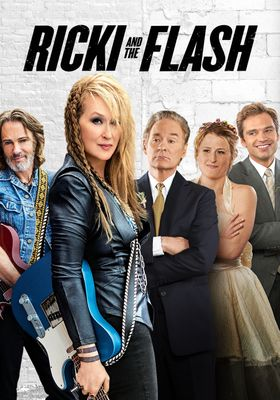 Ricki and the Flash's Poster