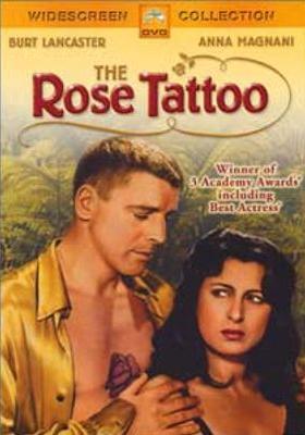 『バラの刺青』のポスター