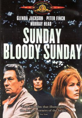 Sunday Bloody Sunday's Poster