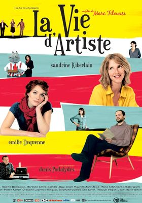 La Vie D'Artiste's Poster