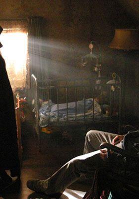 마스터즈 오브 호러 에피소드 2 - 마녀의 집의 포스터