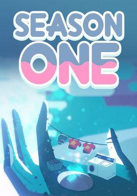 Steven Universe Season 1's Poster