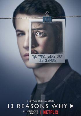 13 Reasons Why Season 2's Poster
