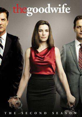 The Good Wife Season 2's Poster