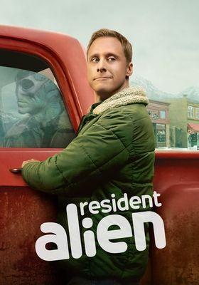 Resident Alien 's Poster