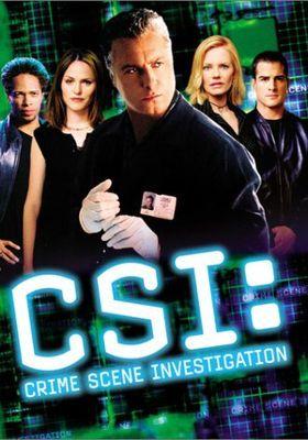 CSI: 라스베가스 시즌 2의 포스터