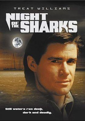 La notte degli squali's Poster