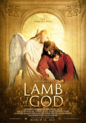 Lamb of God: The Concert Film's Poster
