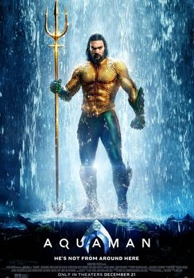 Aquaman's Poster