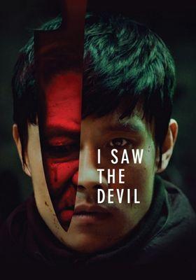 『悪魔を見た』のポスター