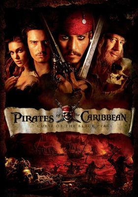 Pirates of the Caribbean: The Curse of the Black Pearl's Poster