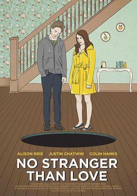 노 스트레인저 댄 러브의 포스터