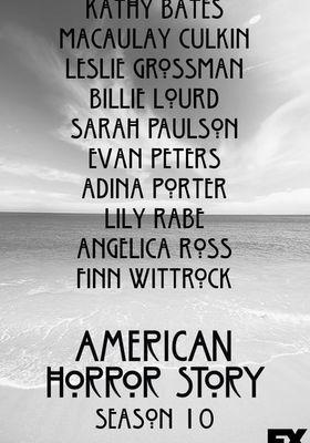 『アメリカン・ホラー・ストーリー シーズン10』のポスター