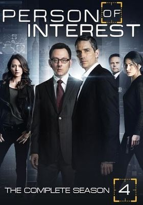 Person of Interest Season 4's Poster