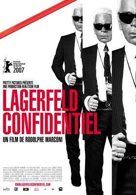 라거펠트 콘피덴셜의 포스터