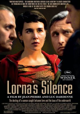 『ロルナの祈り』のポスター