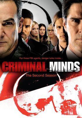 Criminal Minds Season 2's Poster