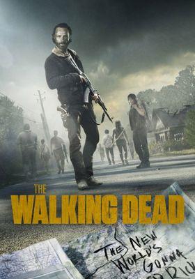 『ウォーキング・デッド シーズン5』のポスター