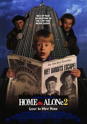 『ホーム・アローン2』のポスター