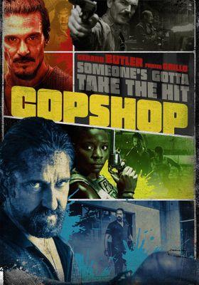Copshop's Poster