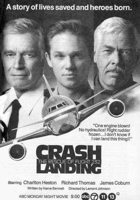 Crash Landing: The Rescue Of Flight 232's Poster