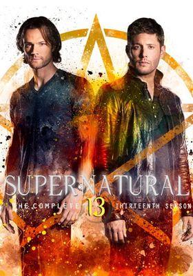 Supernatural Season 13's Poster
