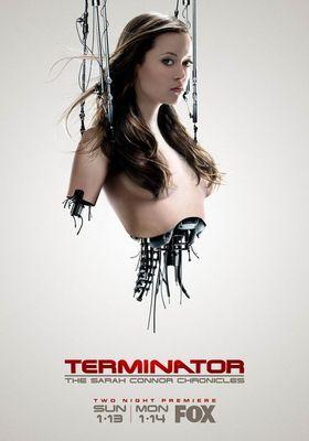 터미네이터: 사라 코너 연대기 시즌 2의 포스터