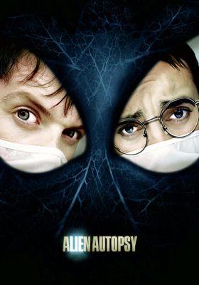 Alien Autopsy's Poster