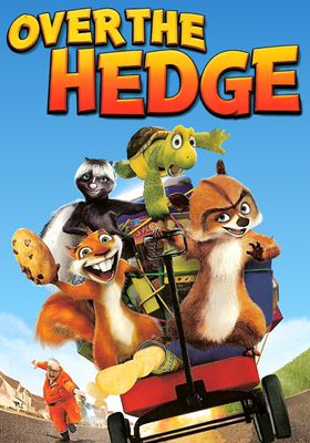 Over the Hedge's Poster