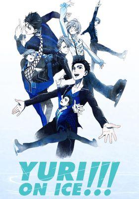 Yuri!!! on Ice 's Poster