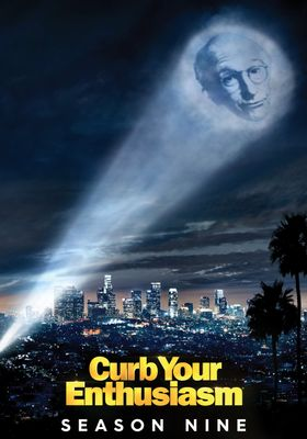 Curb Your Enthusiasm Season 9's Poster